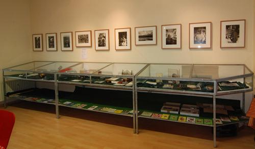 Oskar-Barnack-Museum Lynow - innen