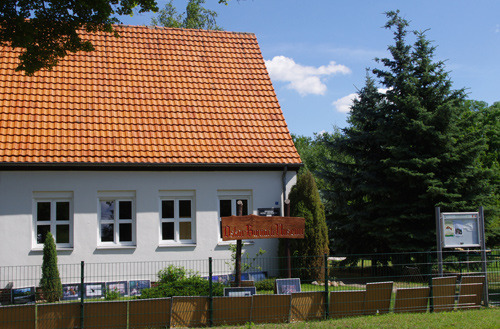 Oskar-Barnack-Museum Lynow - außen